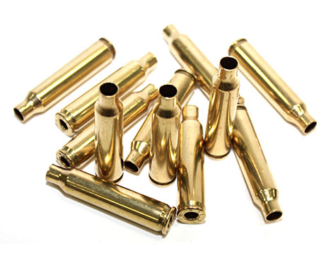 Reloading Brass now available