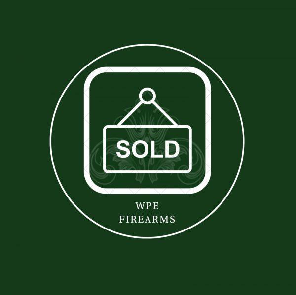 WPE Firearms Sold Item